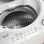 洗濯槽の掃除に酸素系漂白剤で黒カビ汚れを取る!やり方の手順