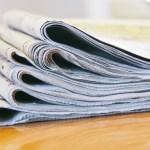 窓拭き掃除が簡単になる新聞紙を使って窓をピカピカにする方法