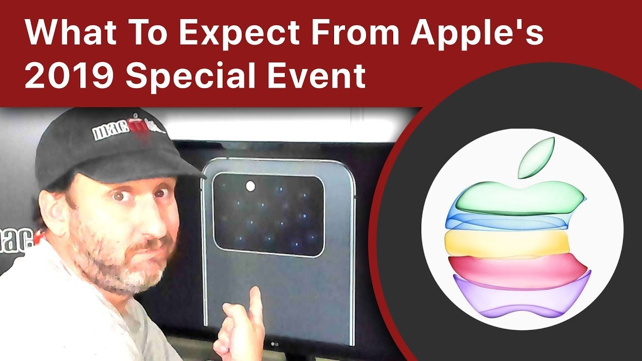 What To Expect From Apple's Special Event