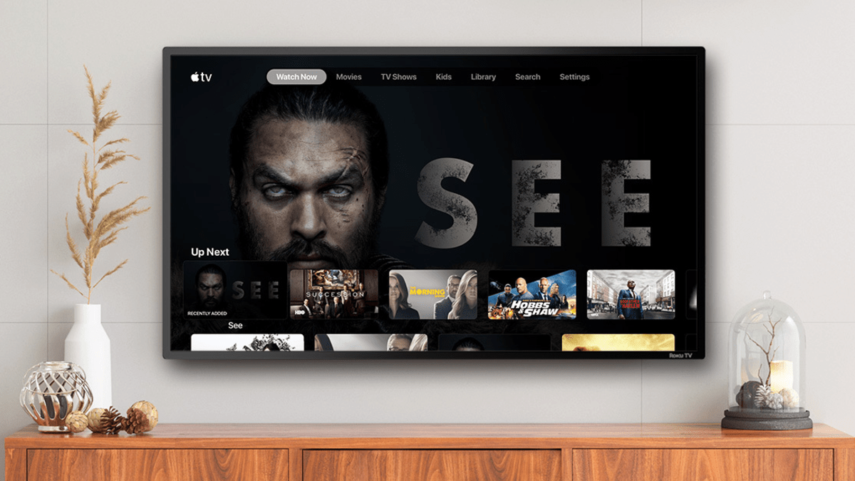 How to Get the Apple TV App on Your Roku