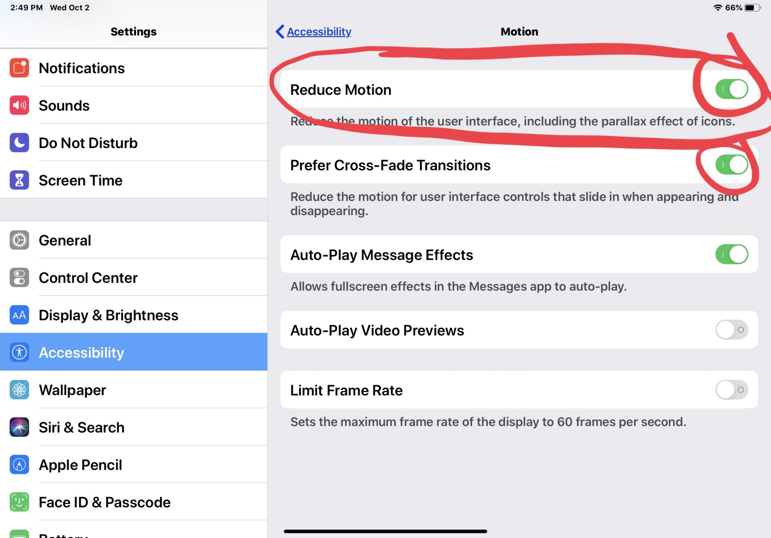 How to Reduce Motion on iOS 13 & iPadOS 13