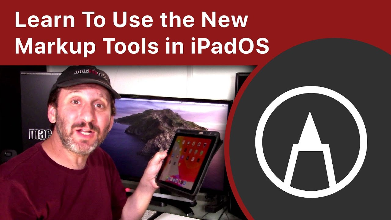 Learn To Use the New Markup Tools in iPadOS