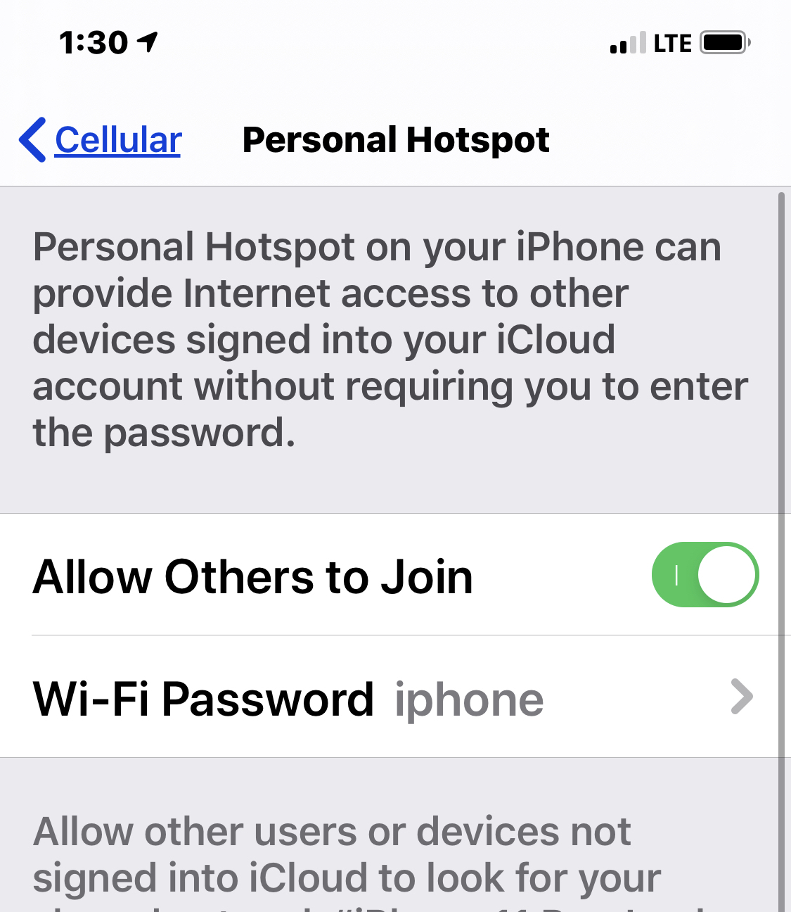iPhone Personal Hotspot Not Working? Try These Fixes to Troubleshoot