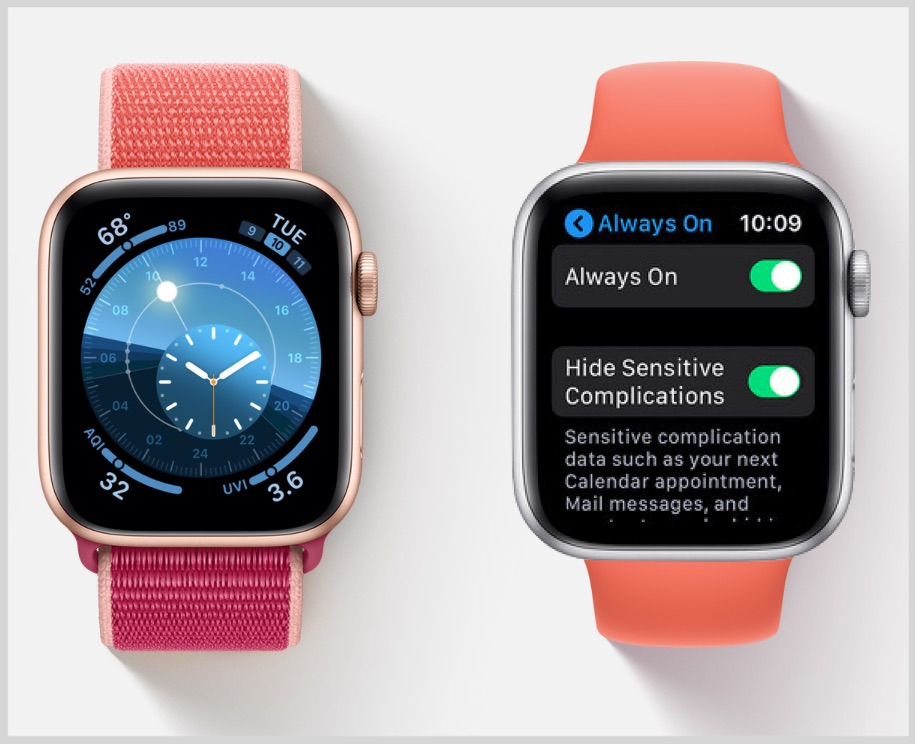How to Disable / Enable Always On Display for Apple Watch