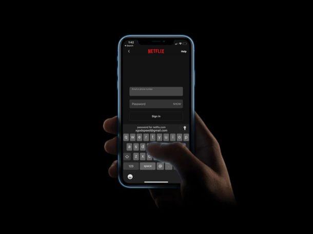 How to Use iCloud Keychain on iPhone & iPad