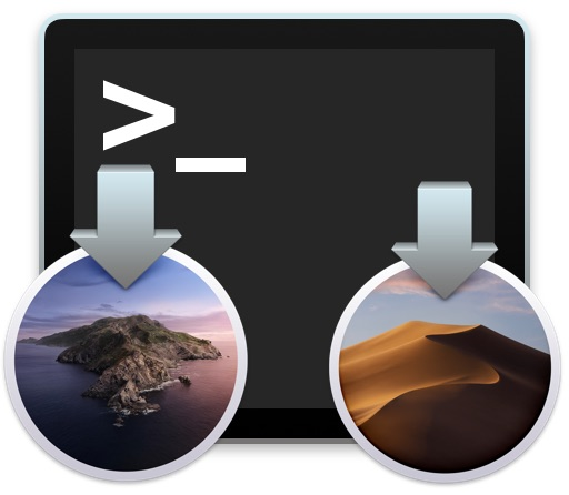 How to download full macOS Installer applications from Terminal