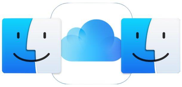 iCloud Drive Sharing