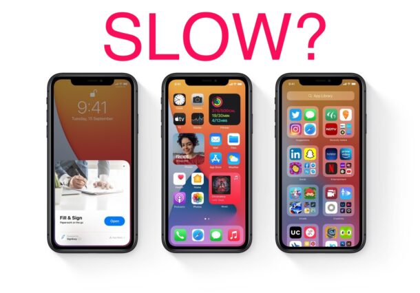 iOS 14 Feels Slow? Here's Why