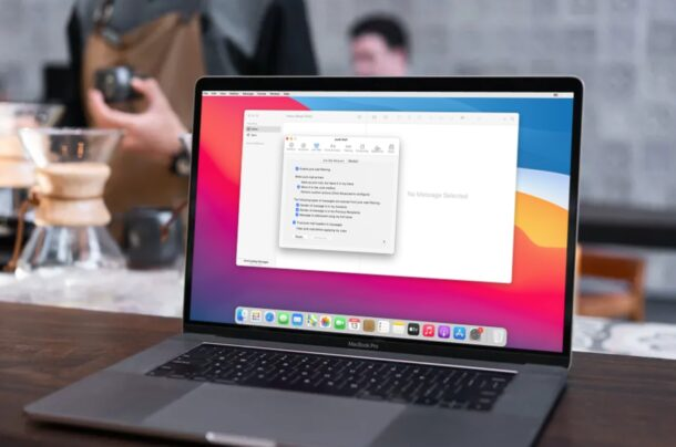 How to Automatically Trash Emails from Blocked Senders on Mac