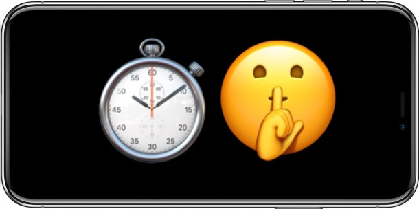 How to set a vibrating alarm clock on iPhone