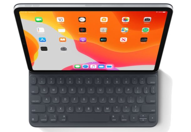 Typing straight quotes with iPad keyboard