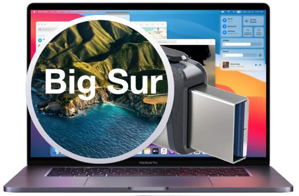 MacOS Big Sur bootable USB installer