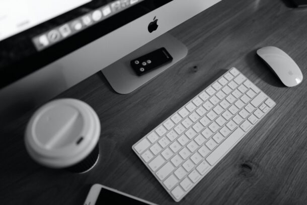 How to Use the Keyboard as Mouse on Mac