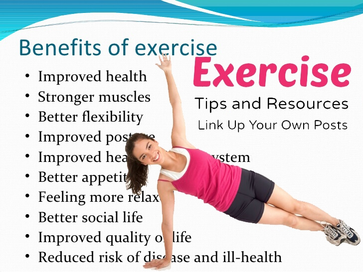 How Exercise Keeps Us Healthy And Strong Health Tips