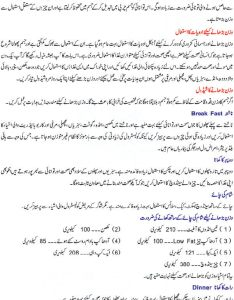 Weight gain tips in urdu also healthy and natural for men women rh