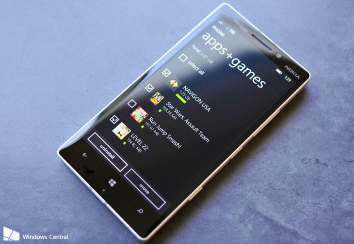 Storage Sense, Windows Phone 8.1, Tips Windows Phone