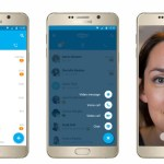 Skype v.6.0 , aplikasi Android