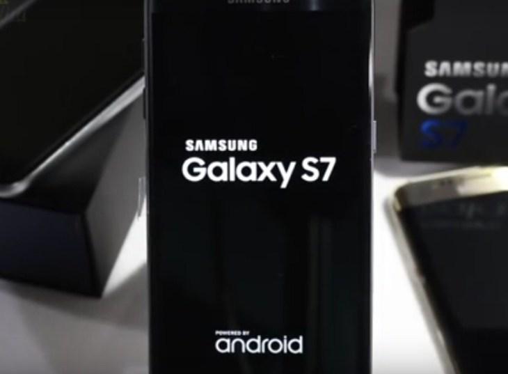 Cara Hard Reset Samsung Galaxy S7 - Tips & Tricks
