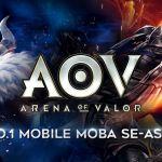 Tips Jitu BermainArena of Valor (AoV) di Smartphone