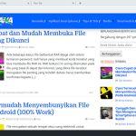 Tips Mudah Screenshot Website Full Page di Laptop