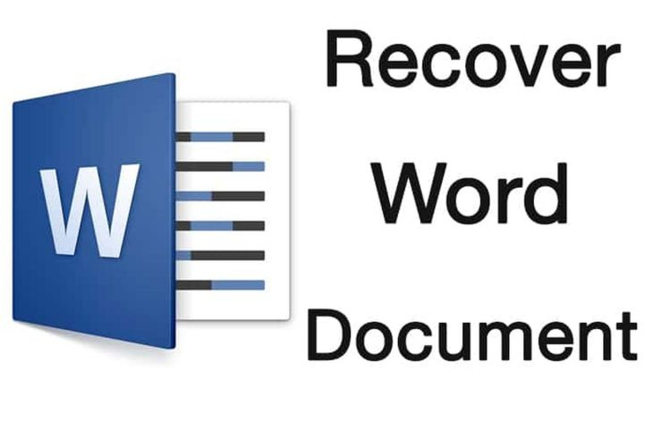 recover word