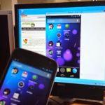 Tips Mudah Menampilkan Layar Samrtphone Android ke Laptop atau PC