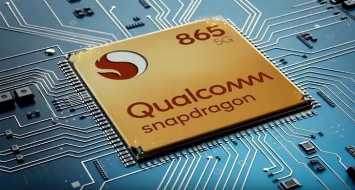 Snapdragon 865 Qualcomm jadi Unggulan versi AnTuTu