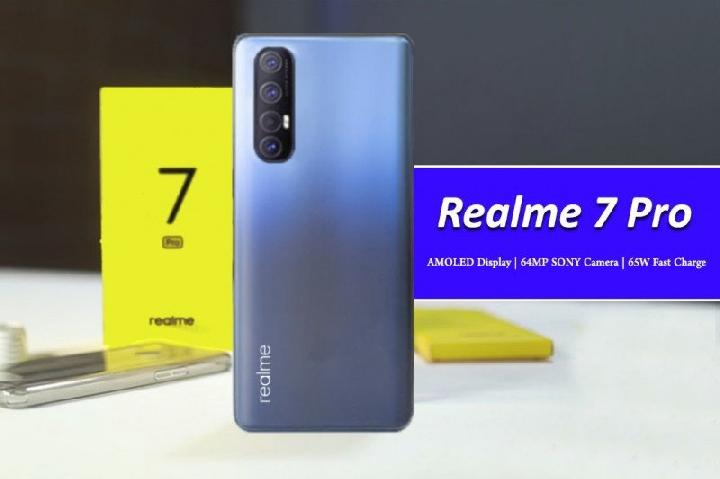 Resmi Meluncur, realme 7 Pro punya NFC