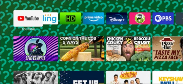 Cara Mengubah Wallpaper di Android TV