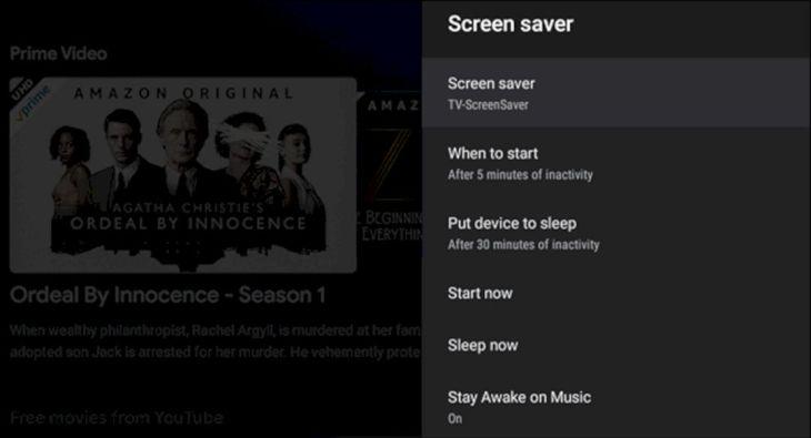 Mengatur Waktu Screen Saver
