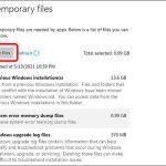 Cara Menghapus Dump File Memory pada Windows 10
