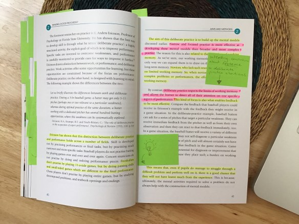 Book shelf: Making Good Progress? The future of Assessment