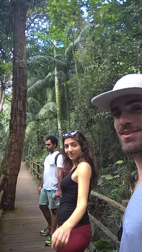 Giardino Botanico San Paolo Brasile