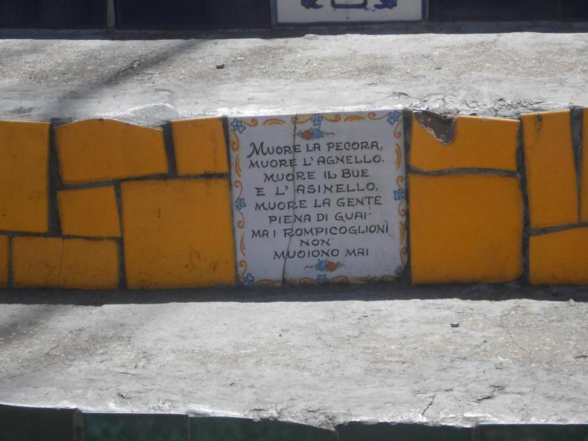 La Scalinata Selarón