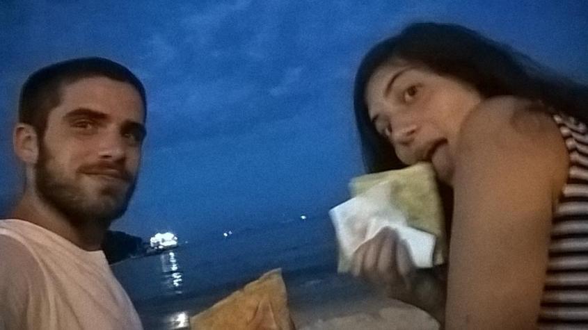 """I """"pasteles"""" di Ilha Grande con vista oceano"""