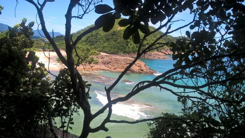 Verso la Piscina Naturale di Trinidad