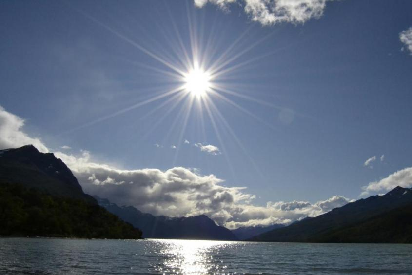 Parco Nazionale Tierra del Fuego ad Ushuaia El Fin del Mundo