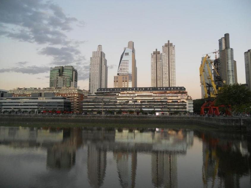 Puerto Madero a Buenos Aires