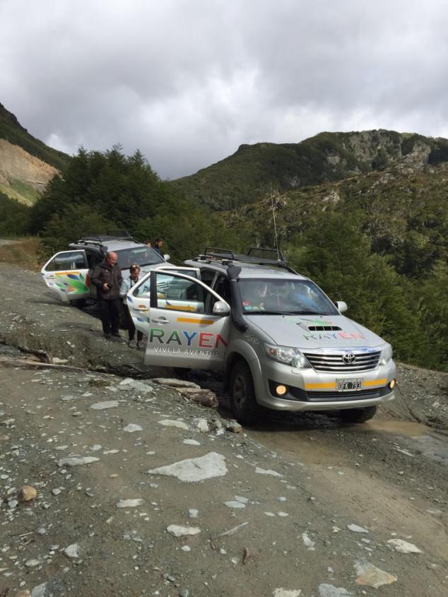 Tour 4x4 Ushuaia Argentina Patagonia