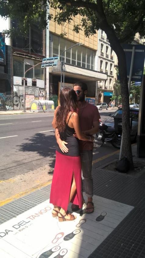 Lezioni di Tango a Buenos Aires