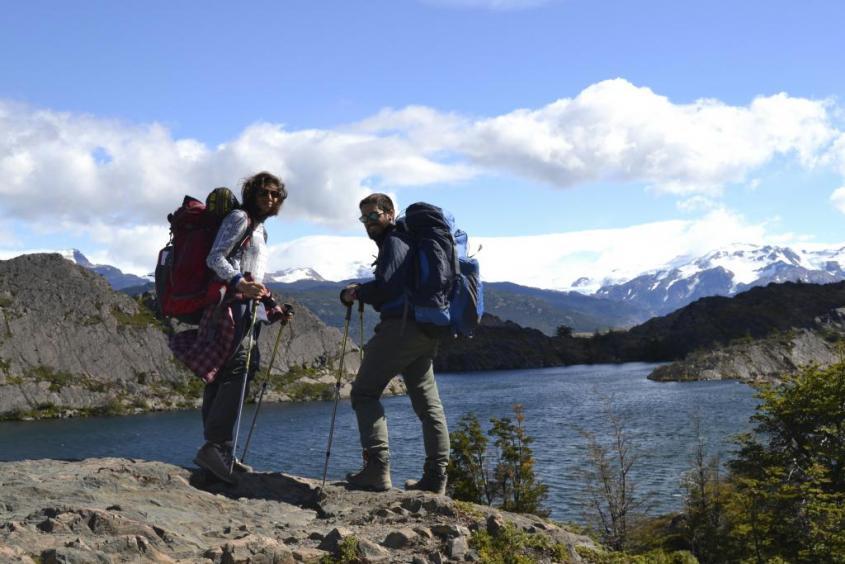 "Guida al trekking ""W"" di Torres del Paine in Cile"