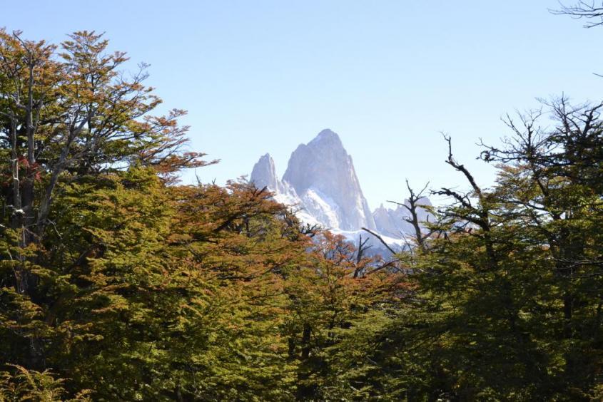 Trekking Sendero Fitz Roy a El Chalten Patagonia Argentina
