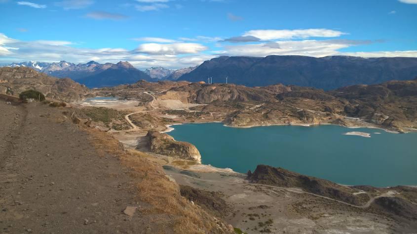 Verso le Grotte di Marmo di Puerto Rio Tranquilo sulla Carretera Austral del Cile