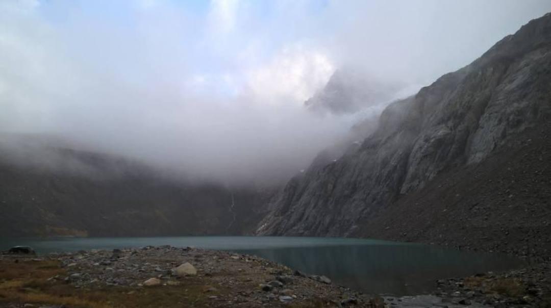 Il Cerro Castillo e la sua laguna come l'abbiamo trovati noi