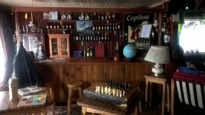 Hostal Casa Museo a La Junta in Cile