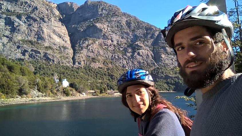 Il Circuito Chico di Bariloche in bicicletta