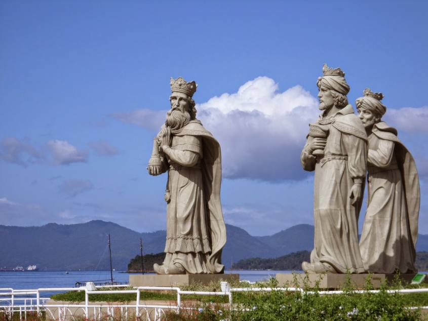 Re Magi di Angra Dos Reis in Brasile