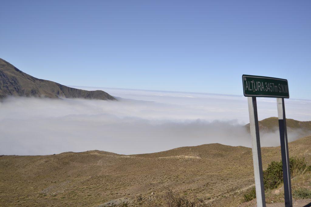 Piedra del Molino sulla strada da Salta a Cachi