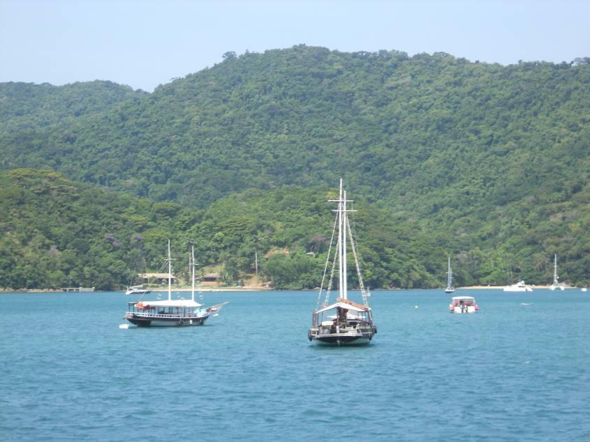 Tour sull'isola di Ilha Grande