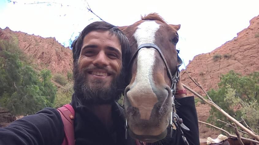 Escursione a cavallo nella città di Tupiza in Bolivia